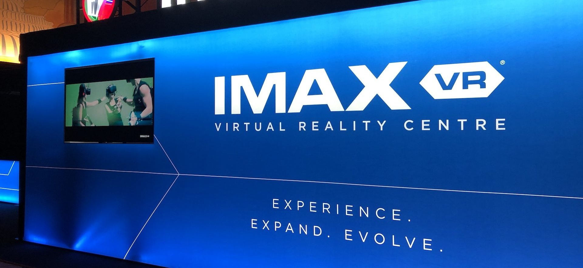 Imax is exiting it's VR space, shutting down remaining three centers in Q1
