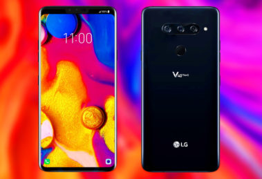 LG V40 ThinQ to be soon launched in Europe