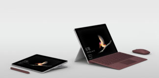Microsoft Surface Go tablets will be Exclusive to take the LSAT