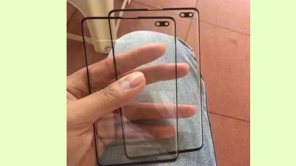 New leak hints Samsung Galaxy S10 to have dual cameras with display hole