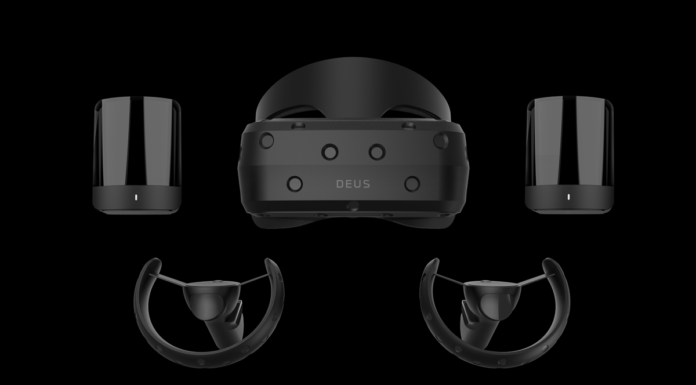 Odin, 4K StreamVR Headset from Russia releasing in Summer 2019
