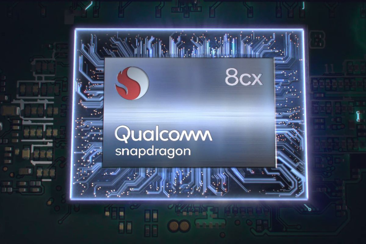 Qualcomm Snapdragon 8cx is the first 7nm Chip Always-On, Always-Connected Windows 10 Machines