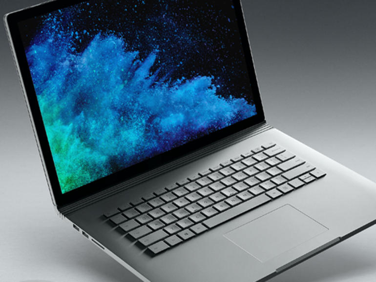 Windows latest update crashes Mircosoft Surface Book 2, users report