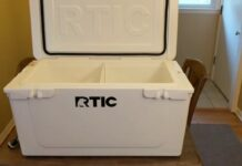 RTIC coolers