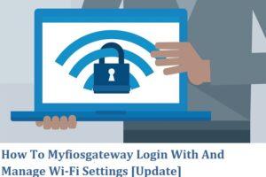 Myfiosgateway com