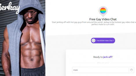 jerkay: Free Gay Video Chat