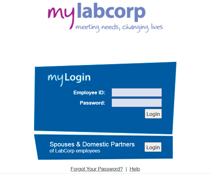How To MyLabCorp Login