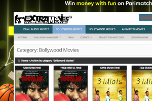 ExtraMovies: Best Way To Watch 1000's Movie Titles Online In 2021