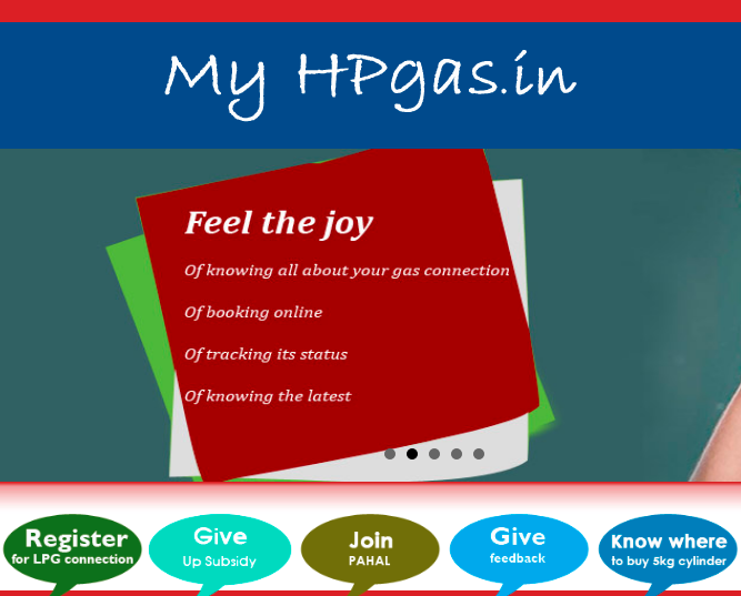 How To Login MyHPGas Or Make Payment Online [Update]