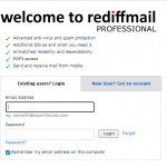Rediffmailpro: EveryThing You Need To Know About [Update]