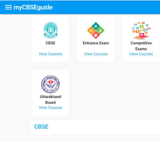 How To Download MyCBSEGuide In Laptop [Update]