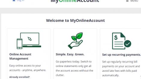 How To Get Access To MyOnlineAccount [Update]
